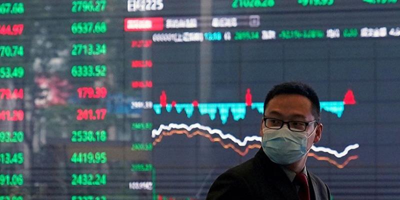 تاثیر شیوع کرونا بر رشد سهام