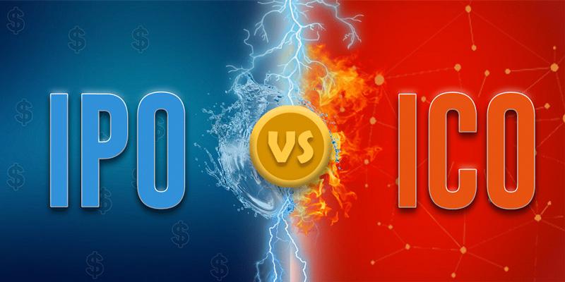 تفاوت عرضه اولیه ICO و IPO