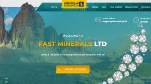 Fastminerals سایت استخراج ابری رایگان و کسب درآمد دلاری