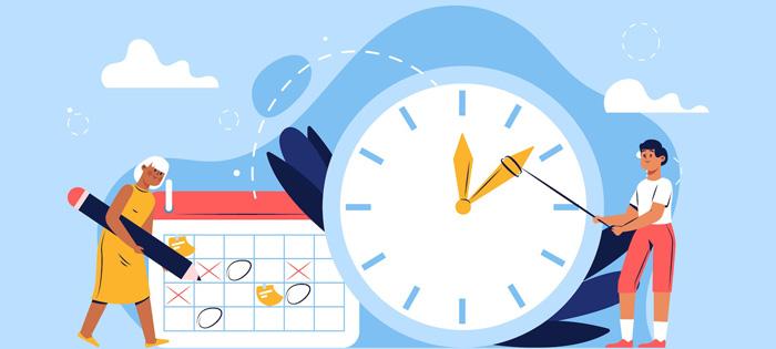 ارزش وقت را بدانید در افزایش درآمد