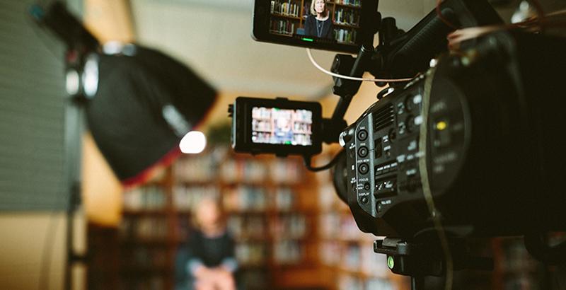 تولید آموزش ویدئویی