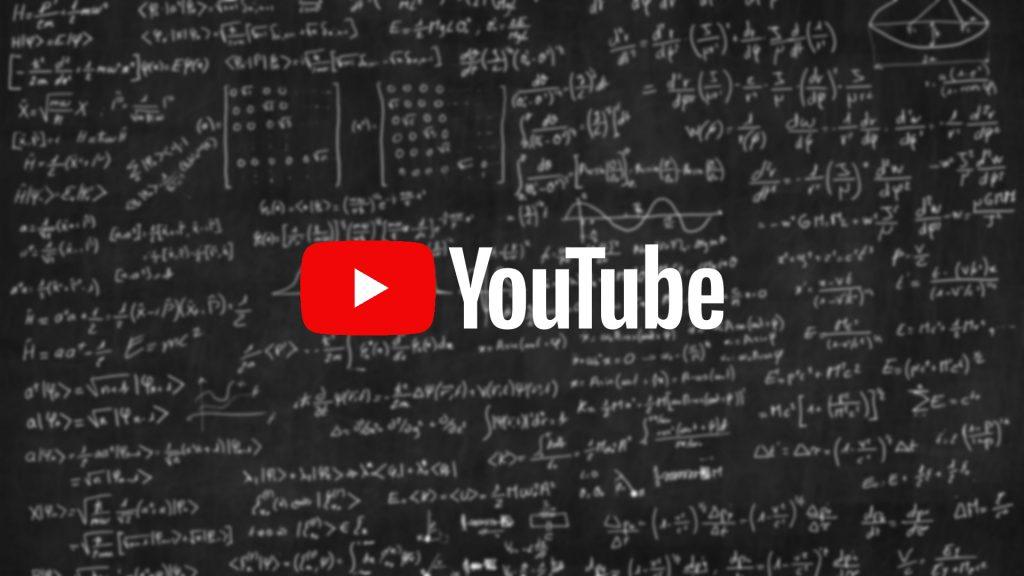 الگوریتم یوتیوب